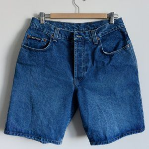 VINTAGE Jean Shorts B.C. Ethic California Crafted